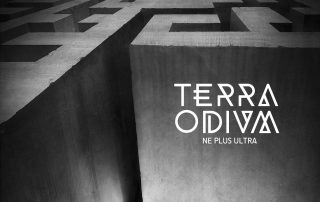 "TERRA ODIUM ""Ne Plus Ultra"" front cover"