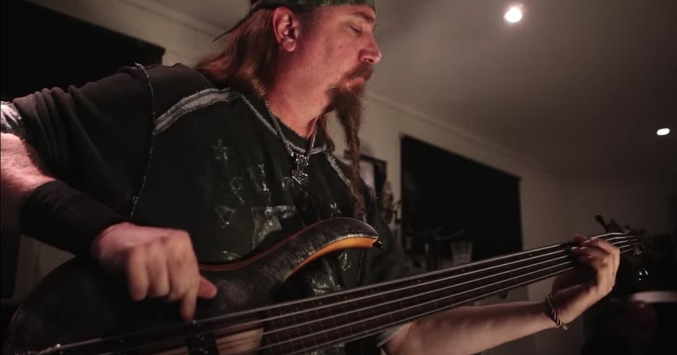 Terra Odium Steve Di Giorgio bass playthrough