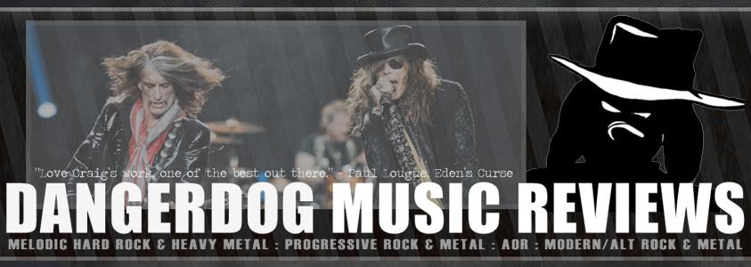 Dangerdog Music Reviews logo
